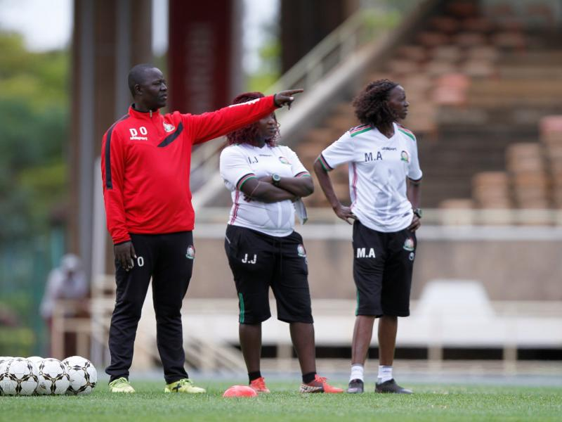No Foreign-based player as Ouma names Starlets squad for Turkey trip