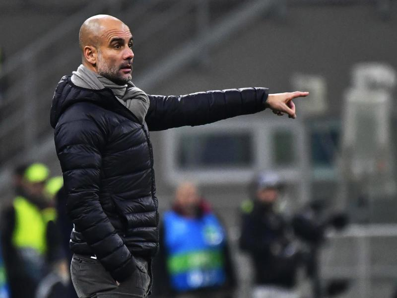 Guardiola deny claims he is planning to walk away from Manchester City