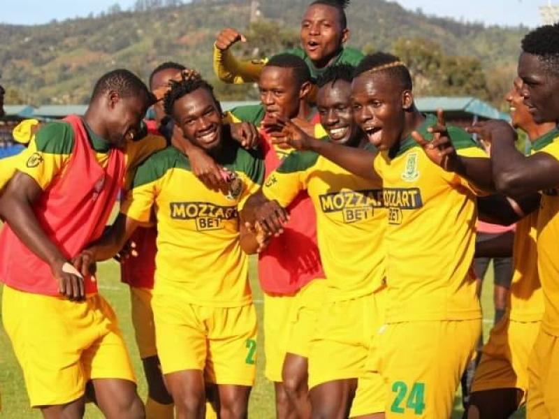 Sony Sugar 2-3 Mathare United: Slum Boys move to second after win in entertaining clash