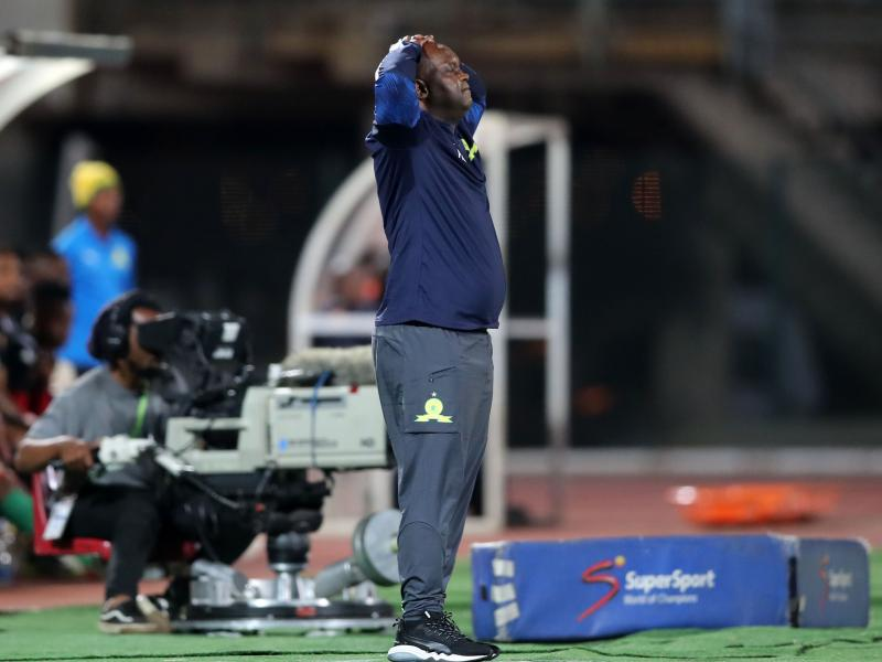 🌍👆🏾🤛🔴 Sundowns crash out of the CAF Champions League after Al Ahly draw