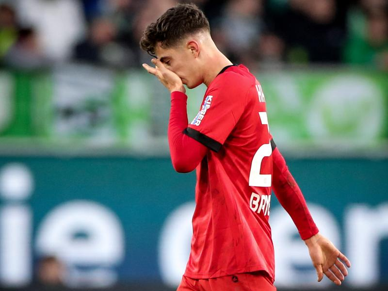 🇩🇪🤕 Bayer Leverkusen's Kai Harvetz ruled out of Germany's Euro 2020 qualifiers