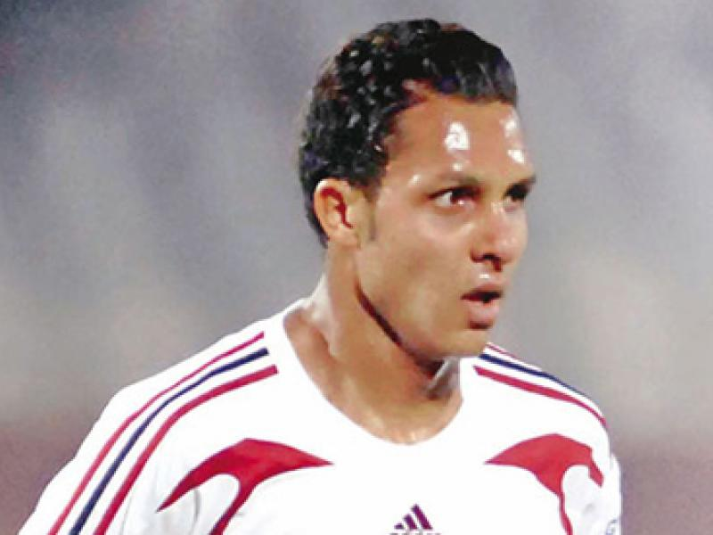 🇪🇬😔 Zamalek mourn the loss of their former striker Alaa Ali