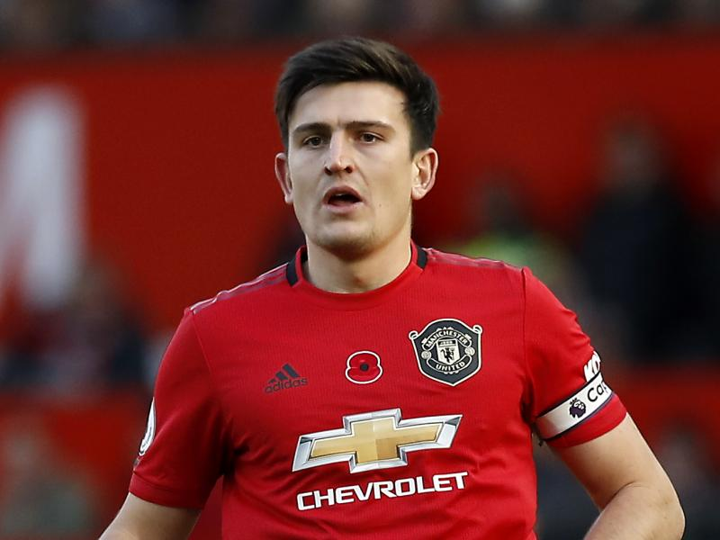 Ole Gunnar Solskjaer reveals why Harry Maguire captained Manchester United against Brighton