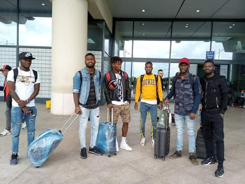 AFCON 2021 Qualifiers: Chipolopolo  Foreign-based players troop into Blida