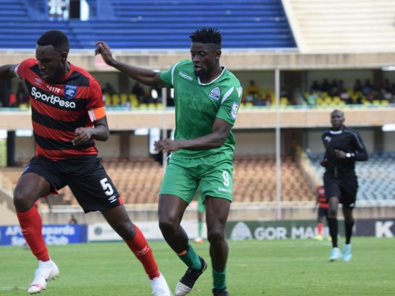 AFC Leopards still in title race despite Mashemeji derby loss, says captain Kayumba