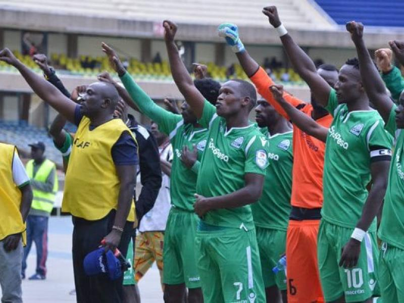 Change of date and venue for Gor Mahia vs Kakamega Homeboyz match