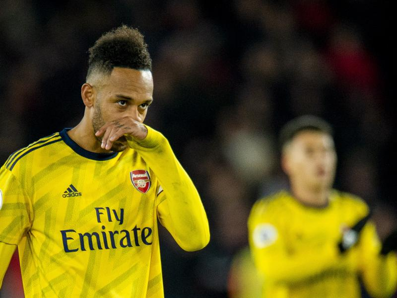 Pierre-Emerick Aubameyang finally speaks out on being handed Arsenal captaincy