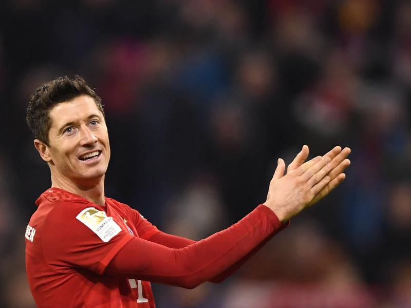 🇵🇱🏥 Bayern Munich's Lewandowski set to undergo groin surgery
