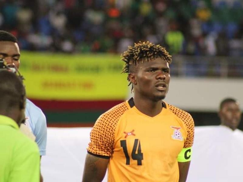 🇿🇲 🇿🇼 AFCON 2021 Qualifiers: We will do our best- Zambia captain