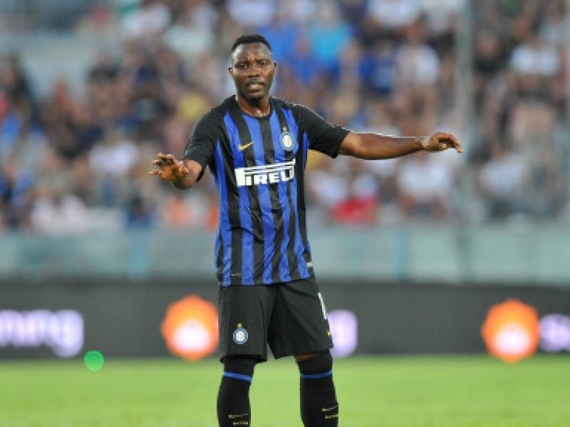 Kwadwo Asamoah close to Inter Milan return after knee injury