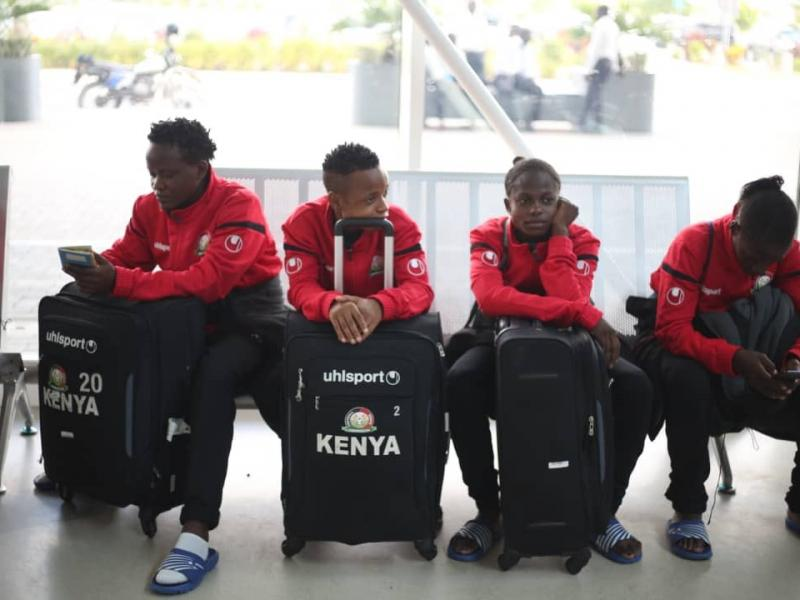 Harambee Starlets players report to camp for Turkey Tournament