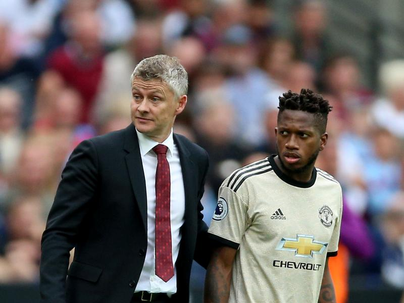 Fred explains reason for improved form at Manchester United