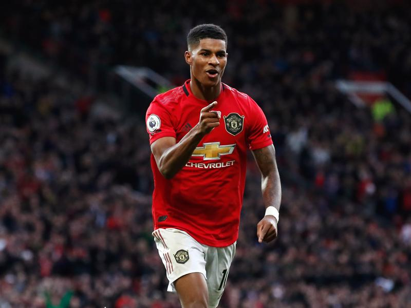 Marcus Rashford reveals what he found tough after making Manchester United breakthrough