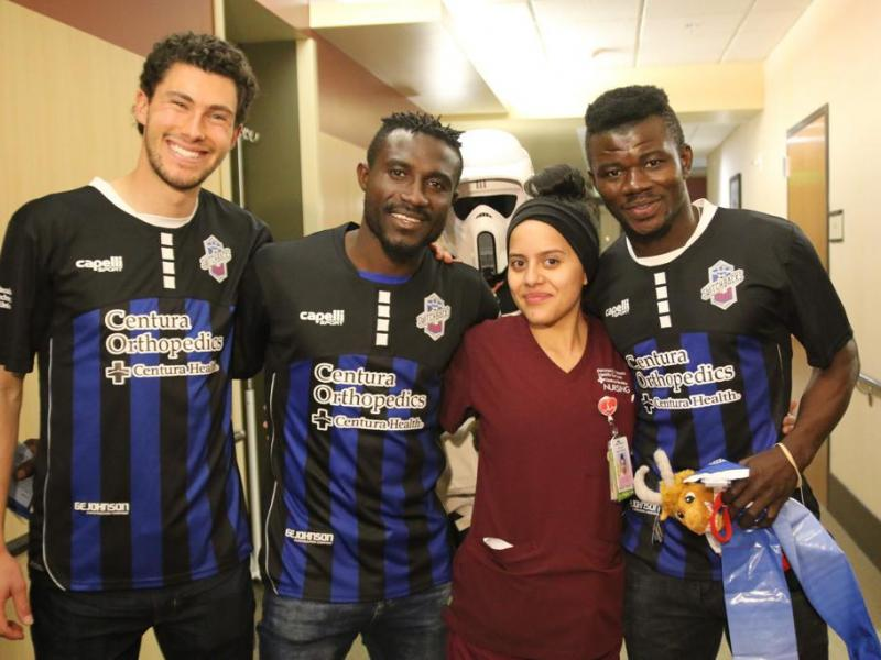 Medeama duo return to Ghana after loan spell with Colorado Springs Switchbacks