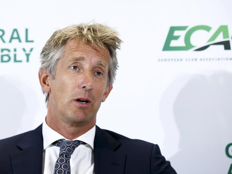 Edwin van der Sar rules himself out of becoming Manchester United's director of football
