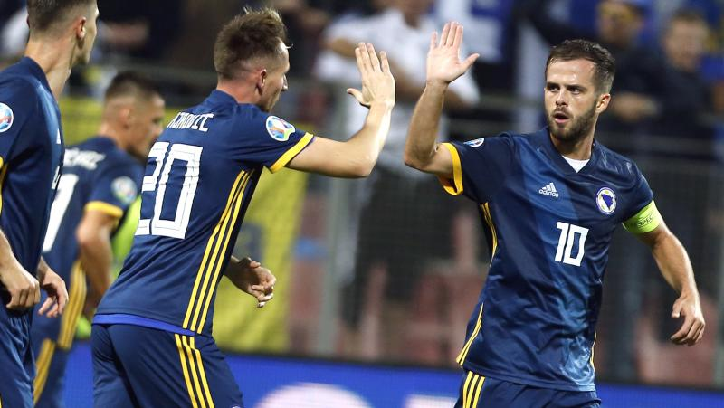 💰 Bosnia vs Italy: Pjanić looking to upset some old friends