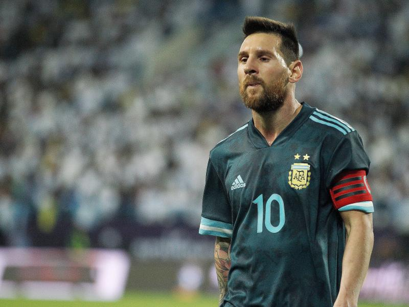 Brazil boss Tite opens up after Lionel Messi told him to shut his mouth