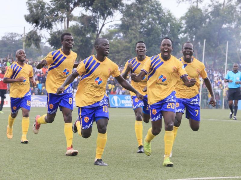 UPL: KCCA close in on Vipers, URA held by Tooro United