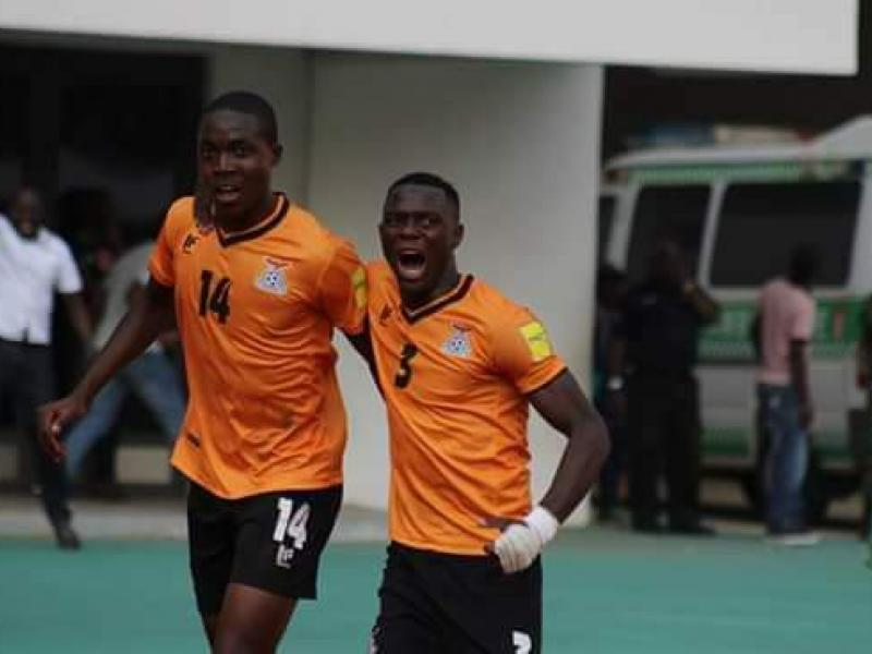 AFCON 2021 Qualifiers: Mwepu and Daka drafted into Chipolopolo squad for Zimbabwe clash