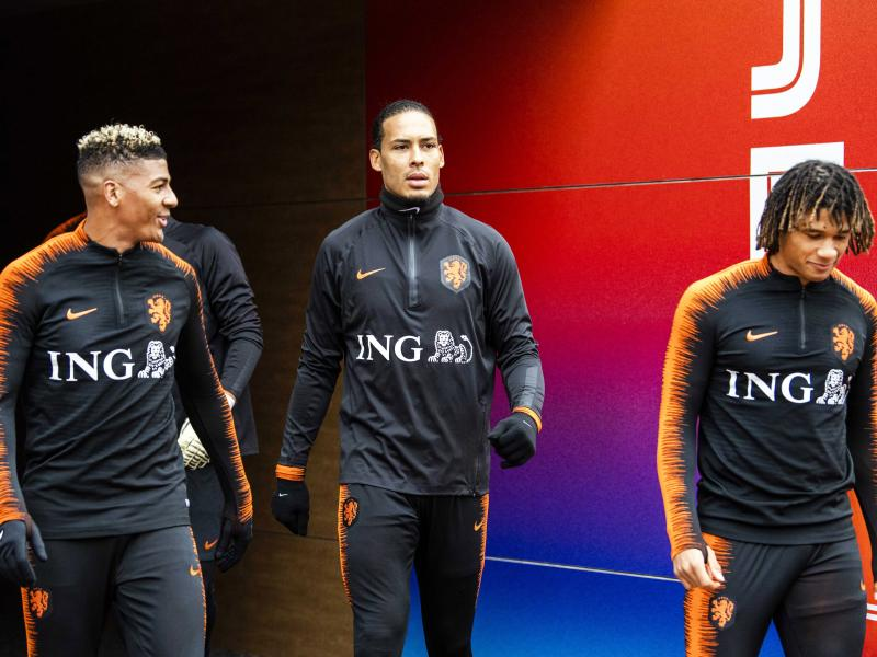 BREAKING: Virgil van Dijk withdraws from Netherlands squad for personal reasons