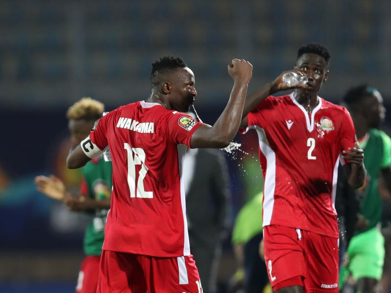 Harambee Stars defender Okumu reveals motivation behind superb AFCON outing
