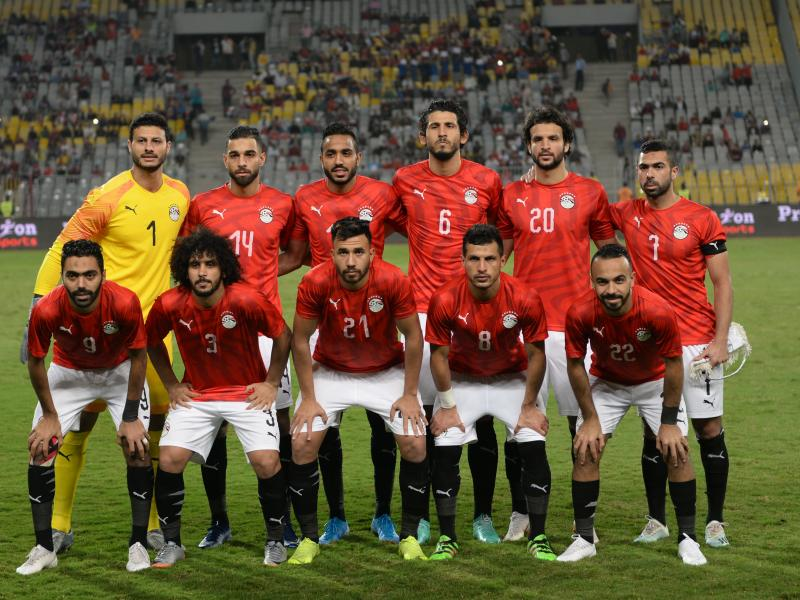 🇰🇲🇪🇬 Confirmed starting lineups: Comoros vs Egypt