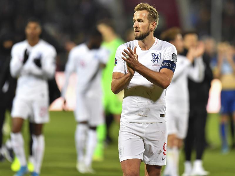Harry Kane confident of breaking Rooney's England record