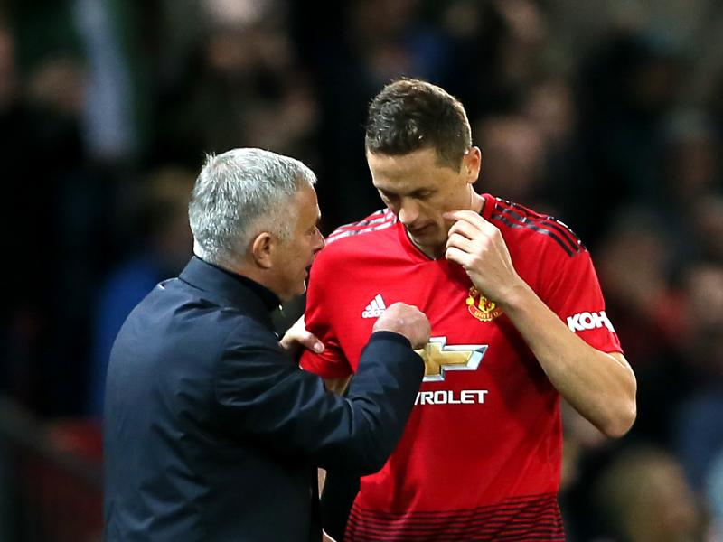 Nemanja Matic names new stadium after Jose Mourinho