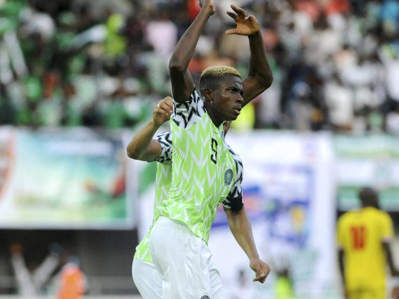 Lesotho 2-4 Nigeria: Excited Ndidi hails Osimhen