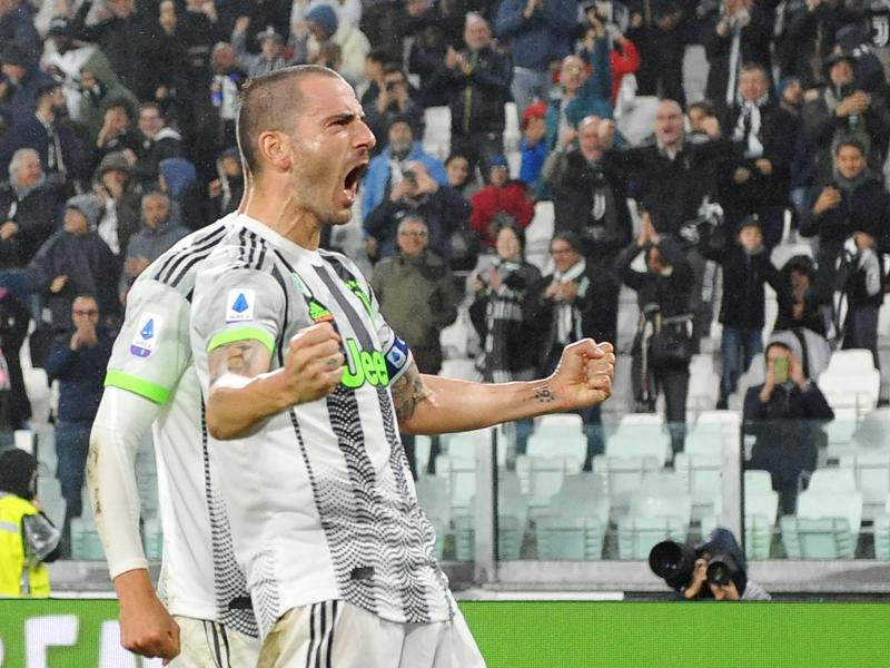 Leonardo Bonucci pens new contract at Juventus