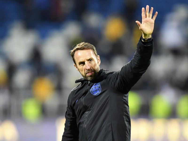 England manager Gareth Southgate throws his England in doubt