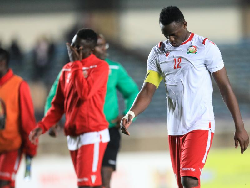 2021 AFCON Q: Points dropped for Harambee Stars as draws dominate Monday Fixtures