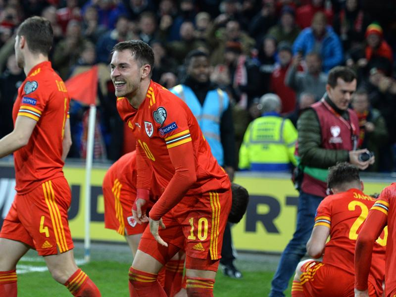 EURO 2020Q Round Up: Wales qualify as Germany, Netherlands and Russia bag emphatic wins