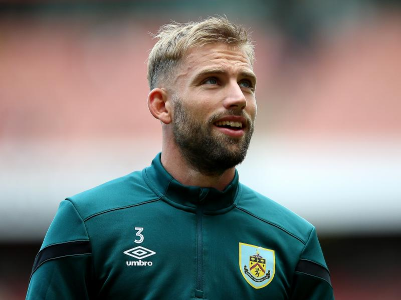 Charlie Taylor commits long term future to Burnley