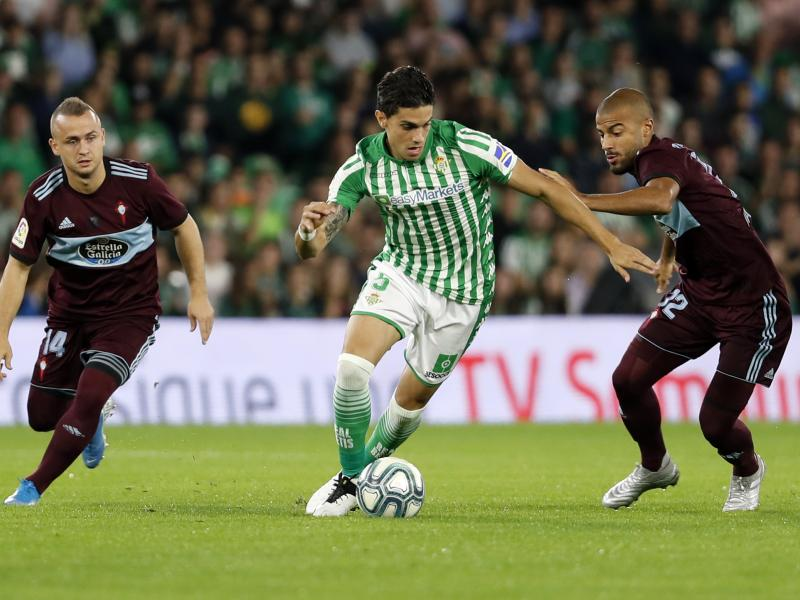 🎙 LaLiga interviews Real Betis & Spain defender Marc Bartra