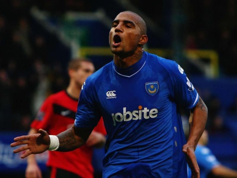 🇬🇭🇩🇪 Kevin Prince Boateng included in Portsmouth's Team of the Decade