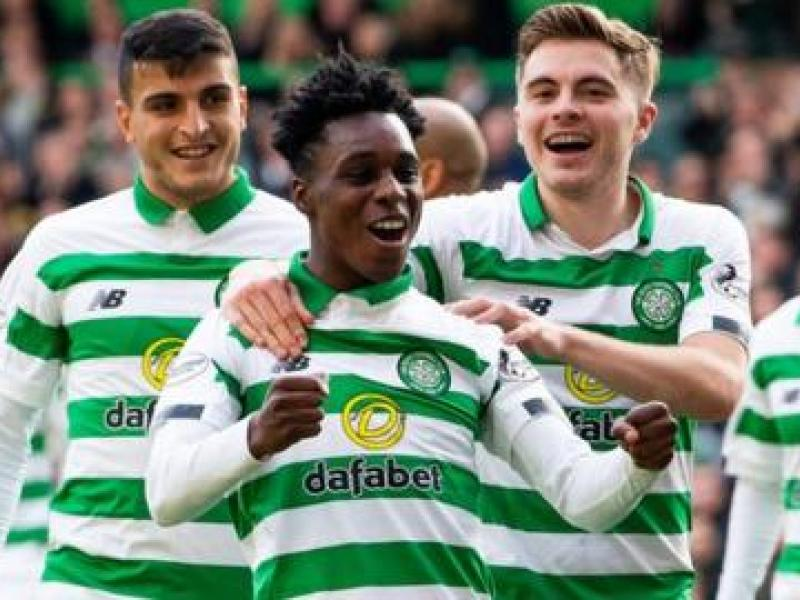 Former Celtic striker Chris Sutton hails Jeremie Frimpong