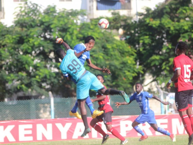 Bandari 2-2 AFC Leopards: Mwalala's men come from behind twice to secure a point