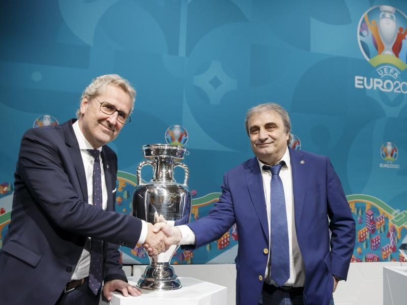 Draw for Euro 2020 play-offs confirmed