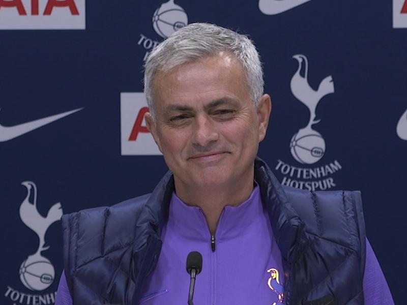 Jose Mourinho admits to receiving Manchester United messages after getting Tottenham Hotspur job