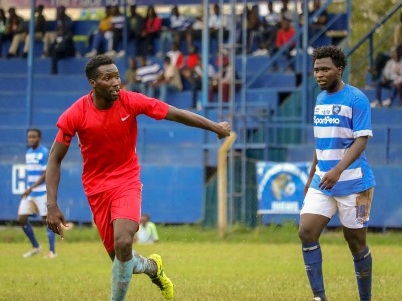 AFC Leopards 1-0 Kisumu All Stars: Isuza the hero in Machakos