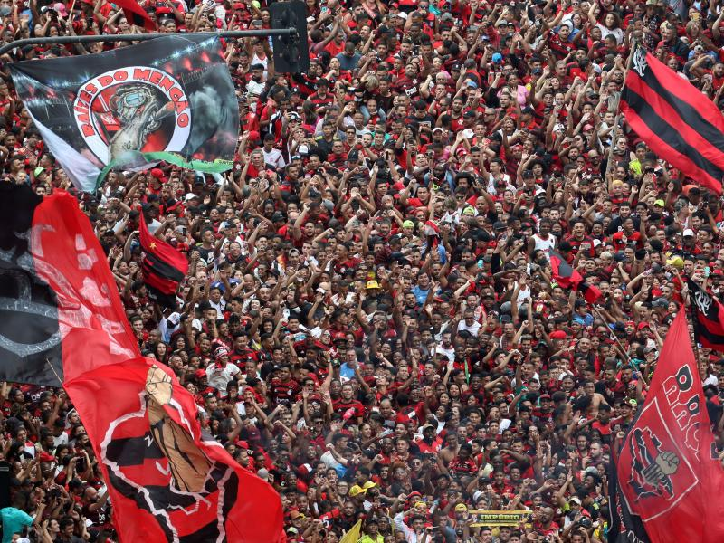 🏆💞 Flamengo 2-1 River Plate: Classic Copa Libertadores Final reminds us that football is more than a game
