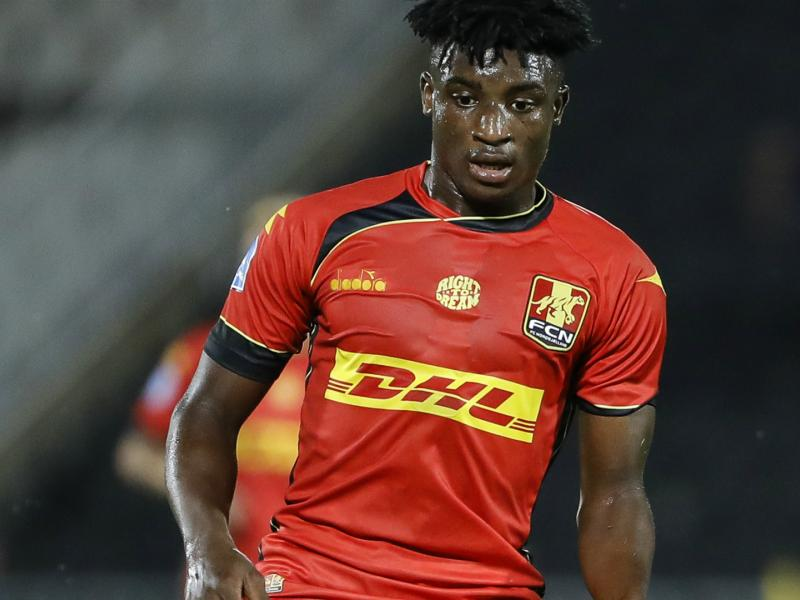 Kudus Mohammed will leave FC Nordsjaelland on one condition