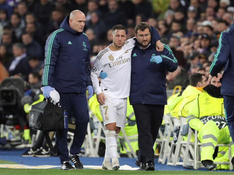 Zinedine Zidane excited by Eden Hazard's Real Madrid return