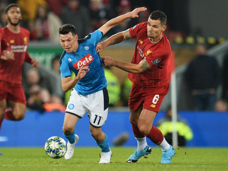 Liverpool 1-1 Napoli: The Reds made to wait after disappointing draw