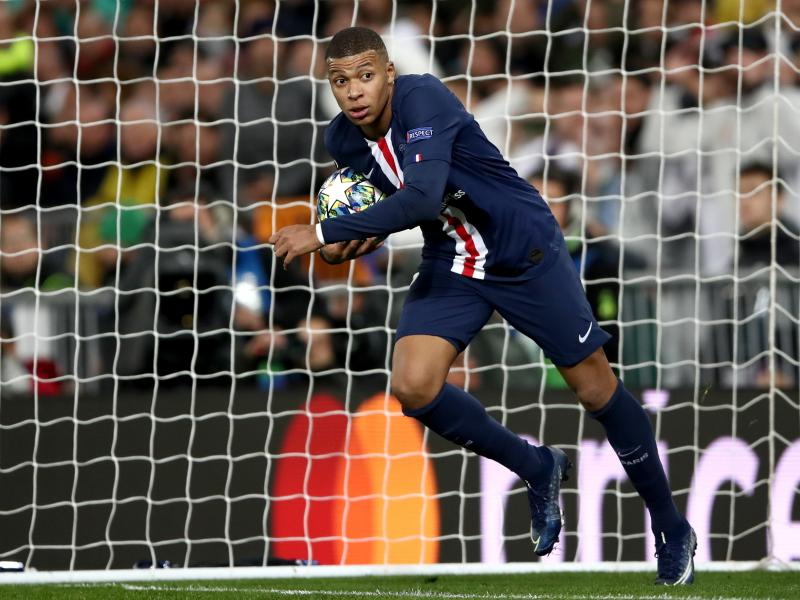 France selects Mbappe in their preliminary Tokyo Olympics squad