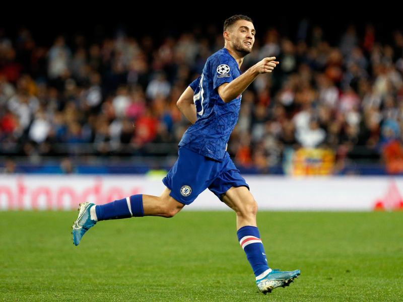 Frank Lampard reveals what he told Mateo Kovacic before scoring his first Chelsea goal