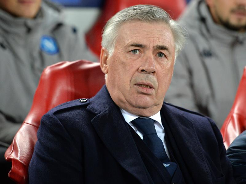 Carlo Ancelotti speaks after Napoli sack