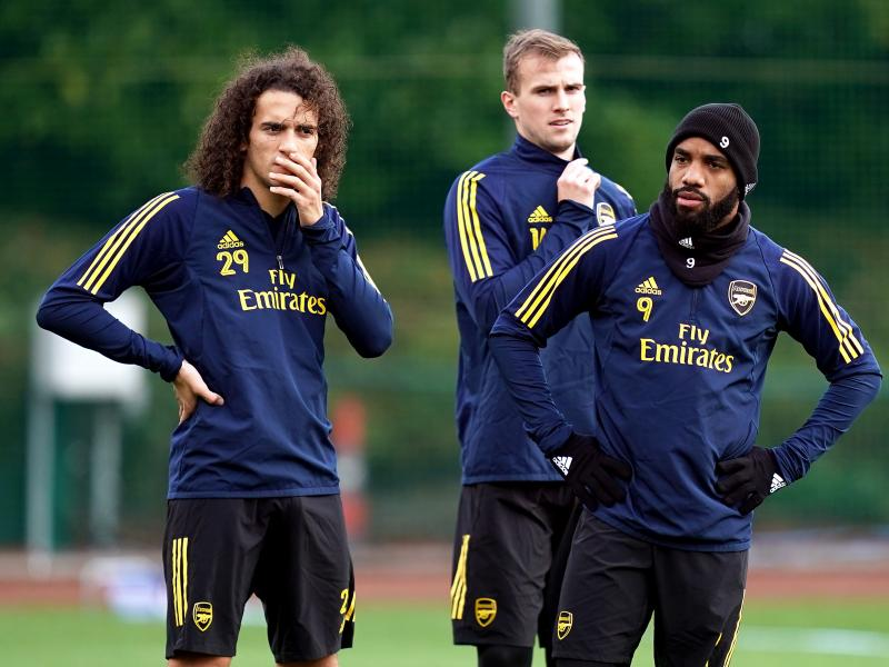 Reasons why Mikel Arteta left Matteo Guendouzi out of Newcastle game