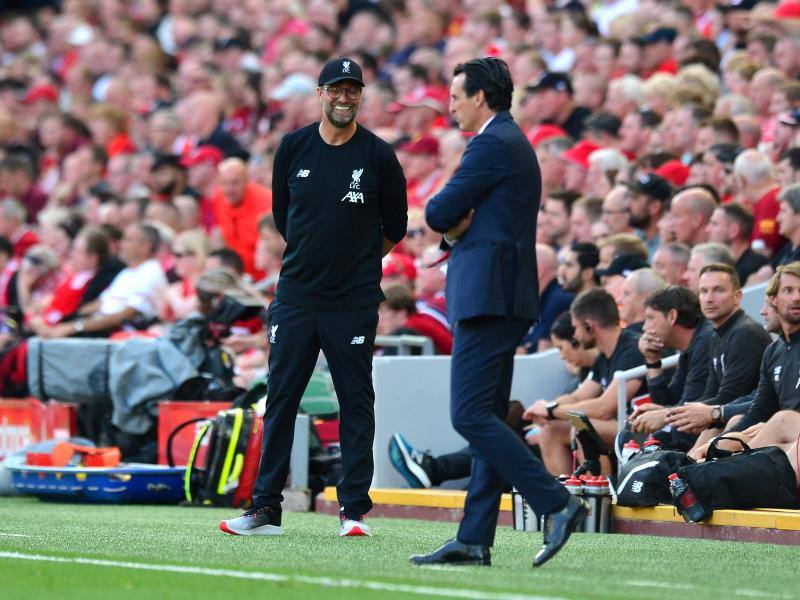 Klopp reacts to Marco Silva sacking